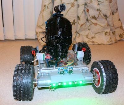 Terminator Hunter Killer Robot