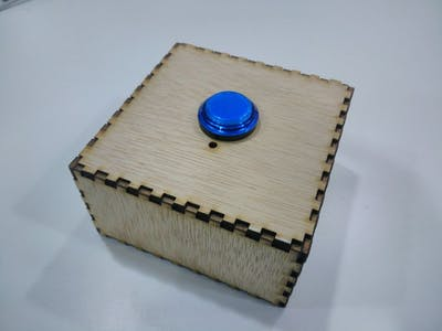 Fortune Cookie Teller with Particle Photon