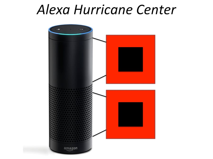 Alexa Hurricane Center