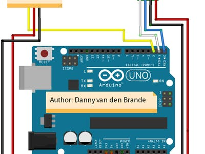 Arduino/Android - Bluetooth HC-06 Module - DHT11