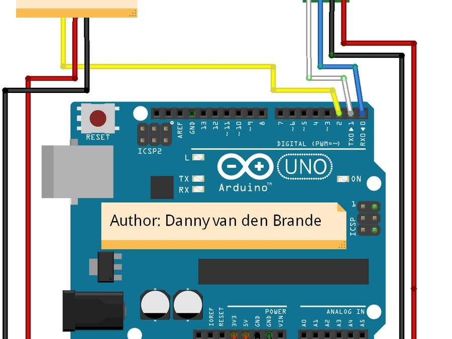 Arduino/Android - Bluetooth HC-06 Module - DHT11 - Hackster io