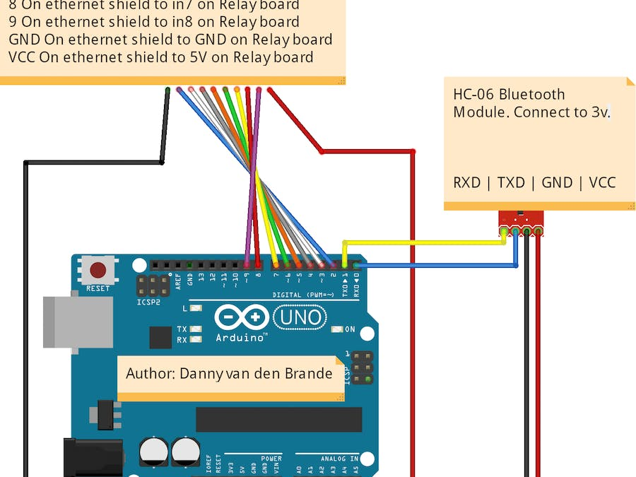 Arduino - BLUETOOTH Voice And Remote Home Control Android - Hackster.io
