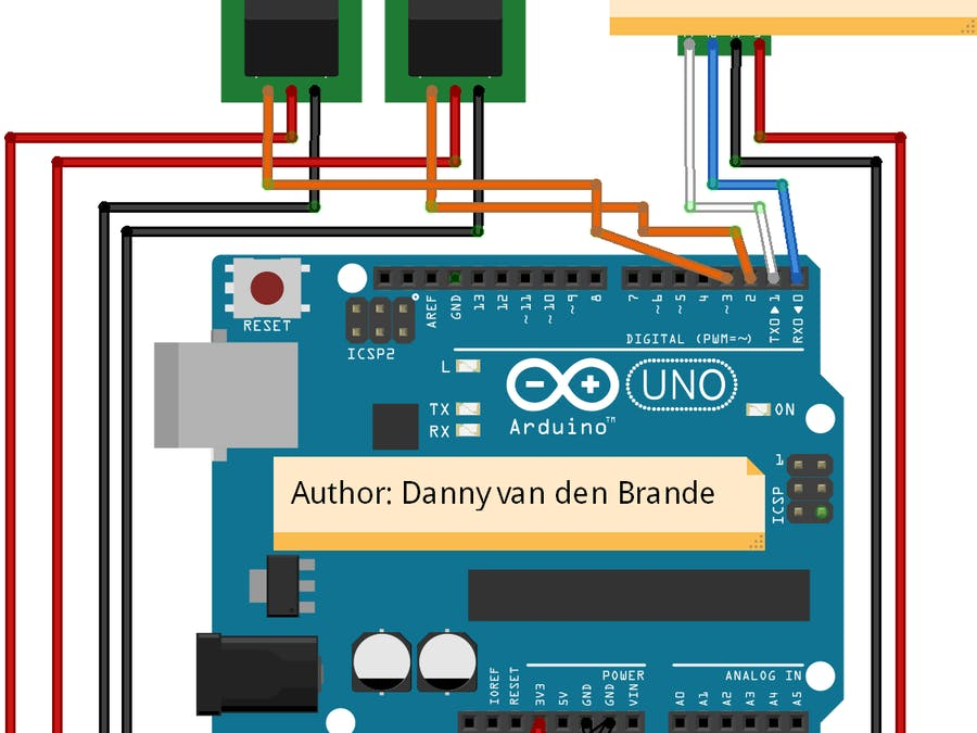 Arduino/Android - BLUETOOTH Home Control + APP - HC-06 - Hackster io