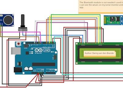 Arduino - HC SR04 Ultrasonic Distance Sensor