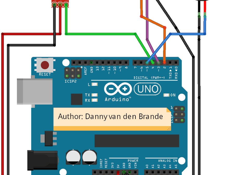 Arduino - Magnetic FIELD Detector Using the KY-003 or KY-035