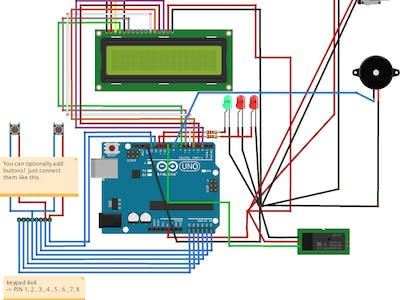 Arduino Arisoft Time Bomb Game