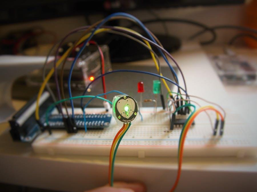 Heart Pulse Sensor