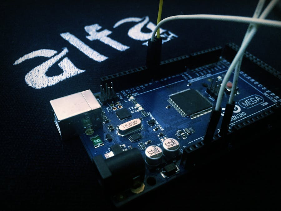 Arduino Mega + ESP8266 + Taurus IOT Platform