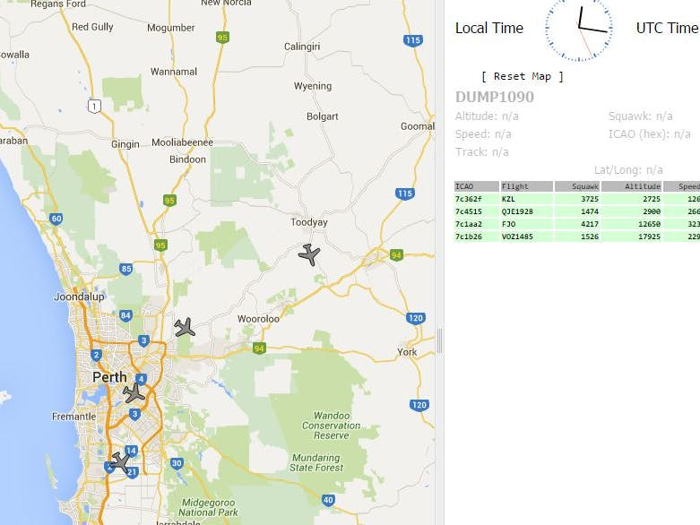 Tracking Aircraft with a RPi - Hackster io