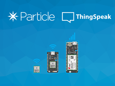 Particle Photon & Thingspeak