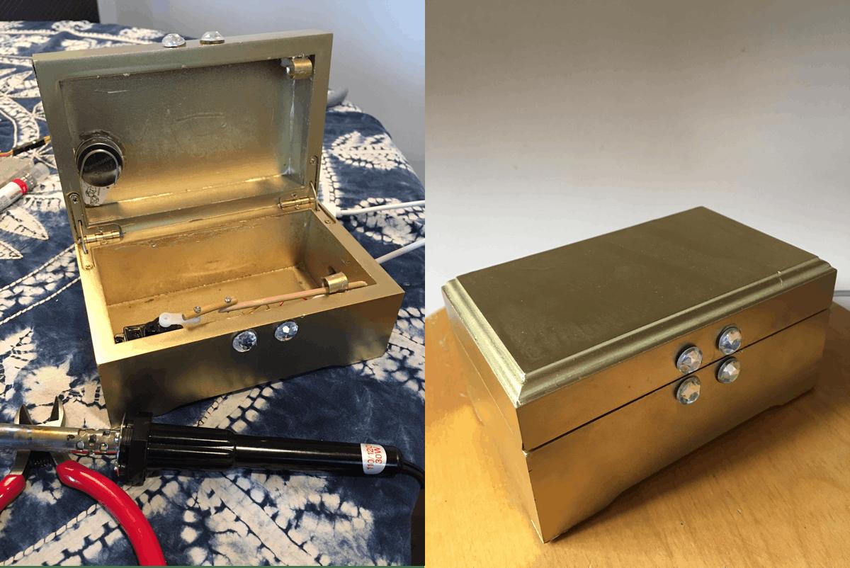 Create a Beacon-Enabled Treasure Box