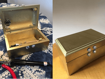 Create a Beacon-Enabled Treasure Box