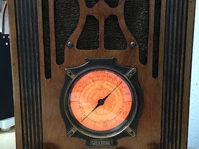 Antique Radio Podcast Player