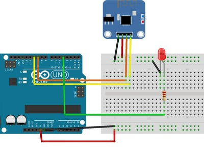 Mobile  Arduino Communication BLE device