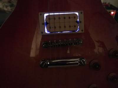 Guitar LEDs