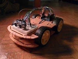 Arduino Rc Car Hackster Io