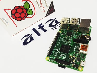 Raspberry Pi 2B + Windows 10 IoT + Taurus IoT Platform