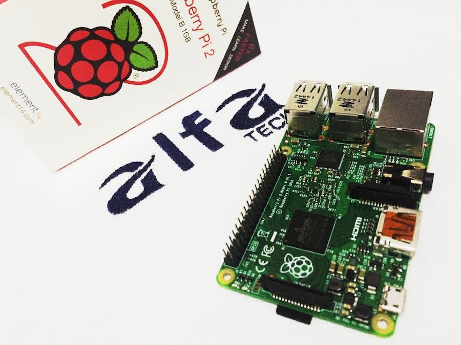 Raspberry Pi 2B + Windows 10 IoT + Taurus IoT Platform
