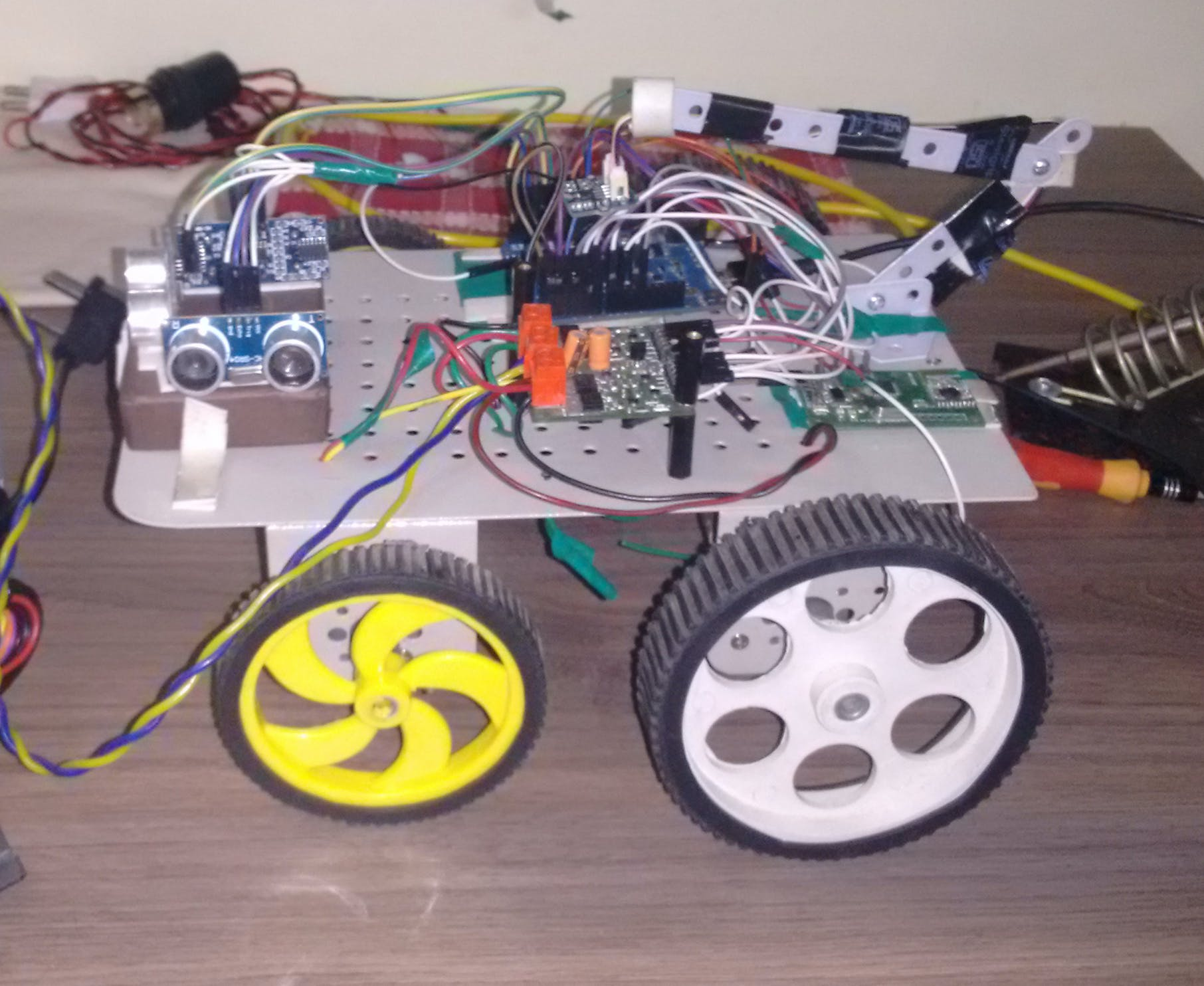 Autonomous Navigation and 2D Mapping