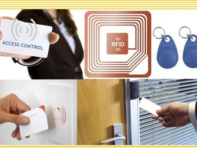 Security Access Using RFID Reader