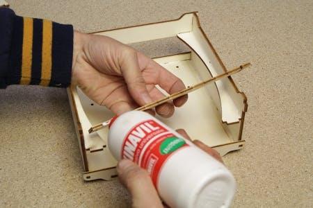 Assemblaggio Arduino Case Breadboard Wires Kit