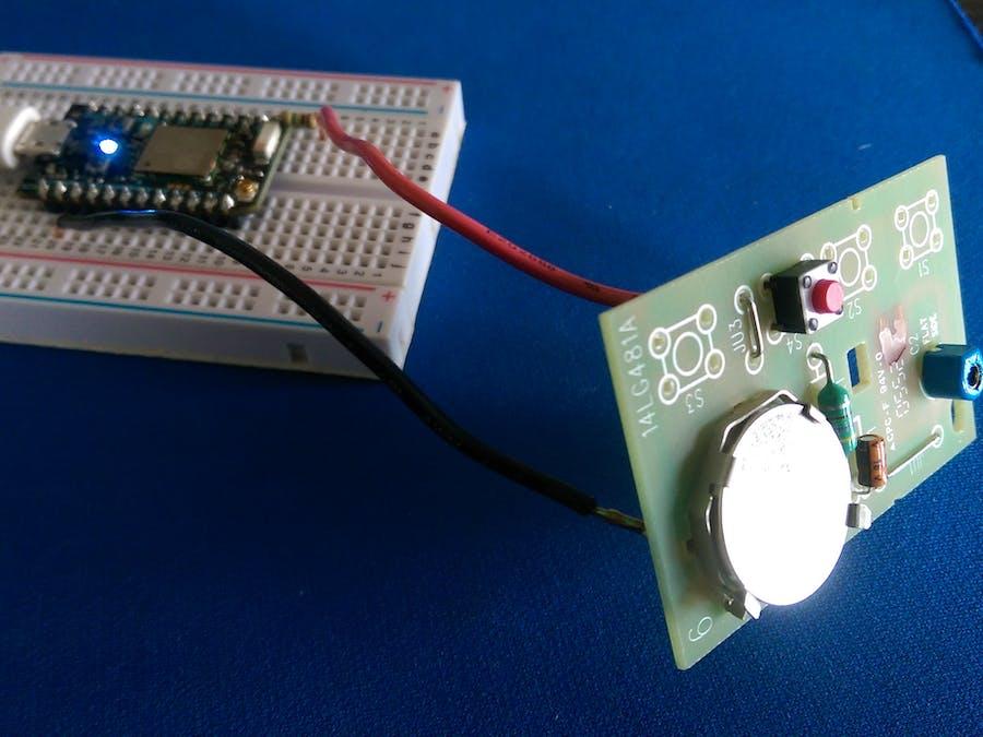 Super Easy Garage Door Opener Hackster Io
