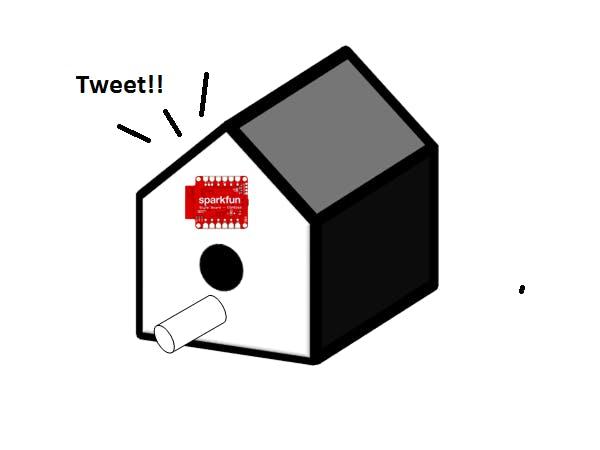 Smart Birdhouse