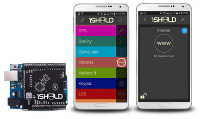 ThingSpeak Controlling Arduino with 1Sheeld