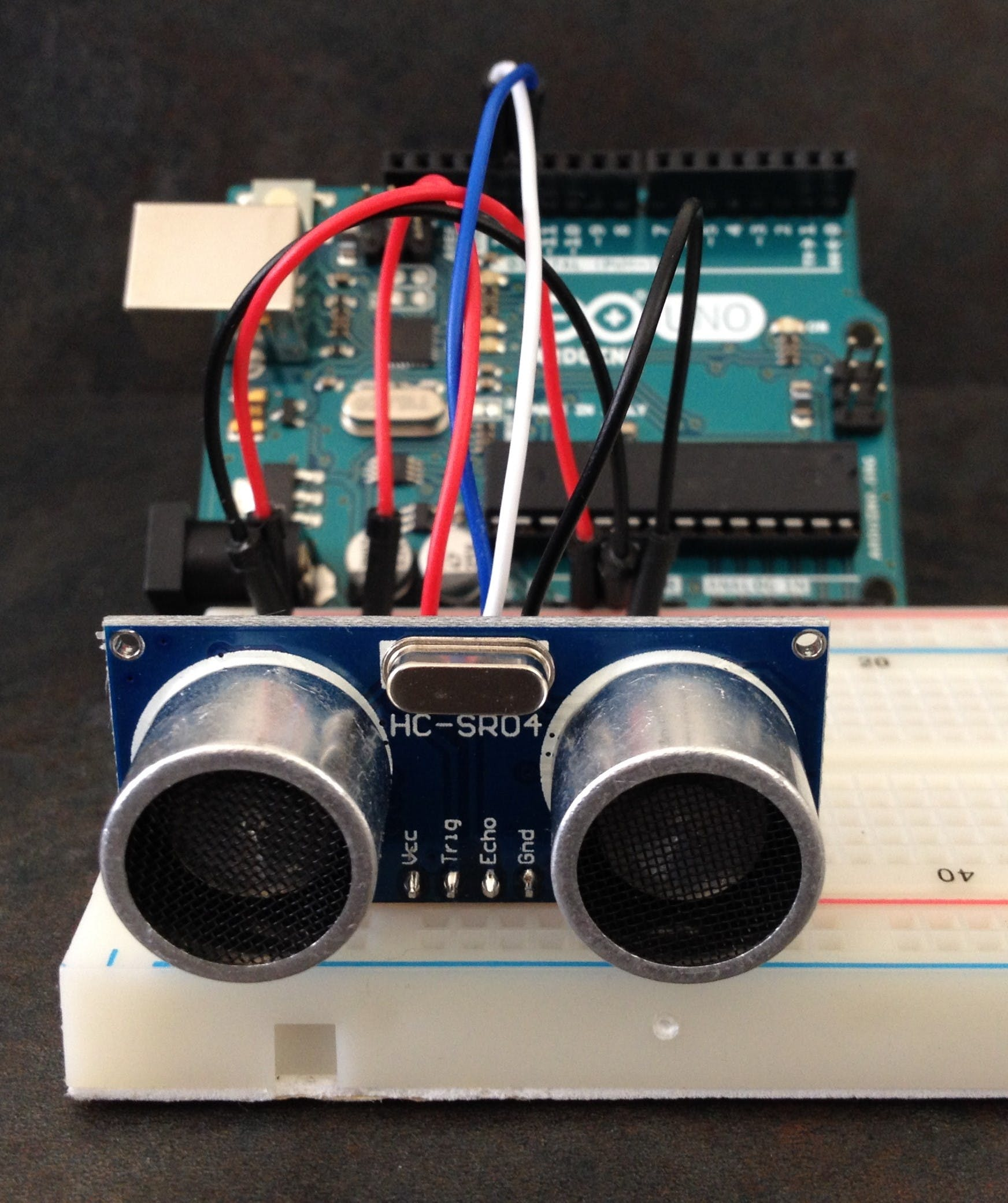 "Ultra-Sonic ""Ping"" Sensor"
