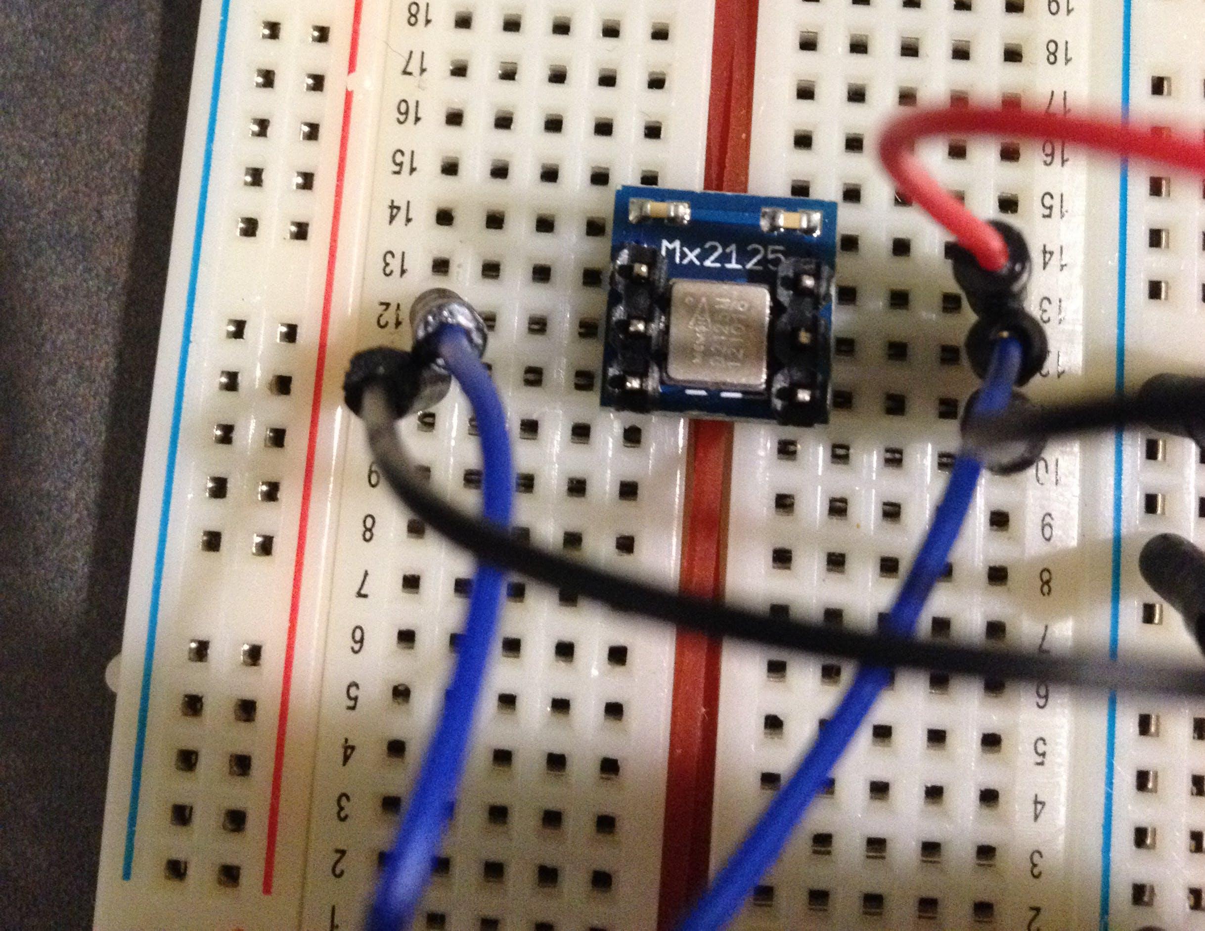 Memsic2125 Accelerometer (Mx2125)