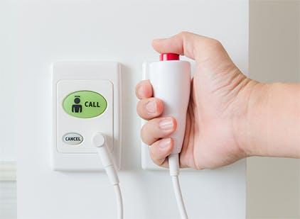 Alexa Hospital Call Bell System
