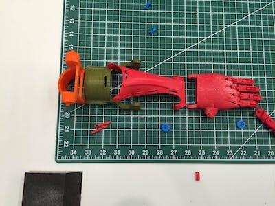 UnLimbited Arm