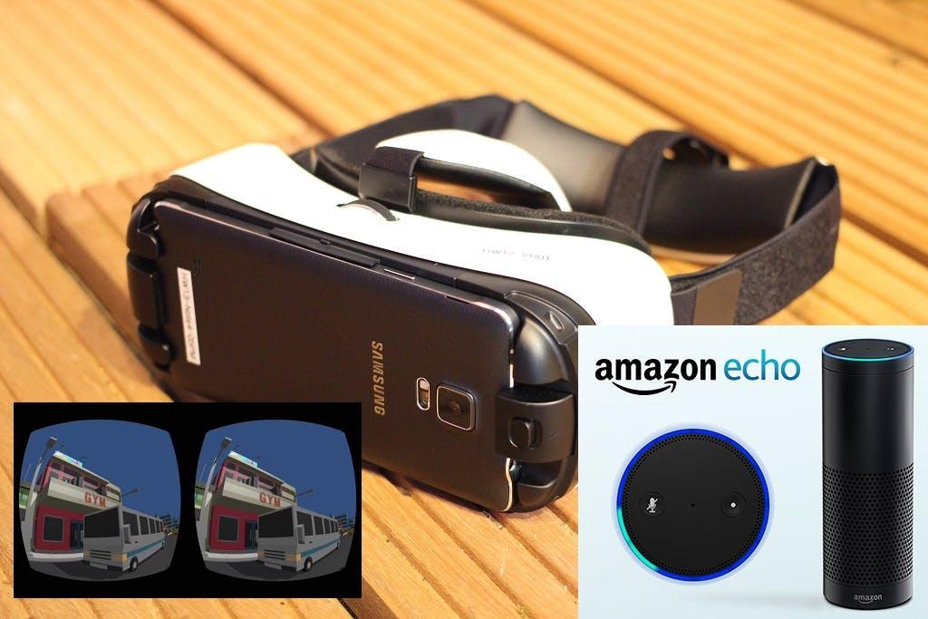 Amazon Echo VR Controller