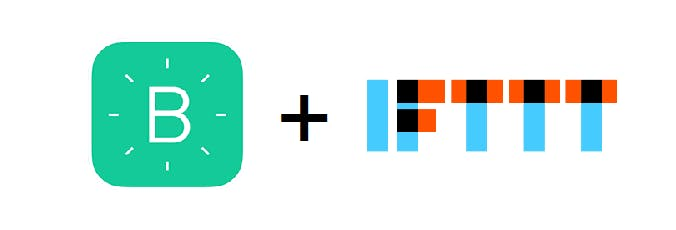 Using IFTTT with BLynk