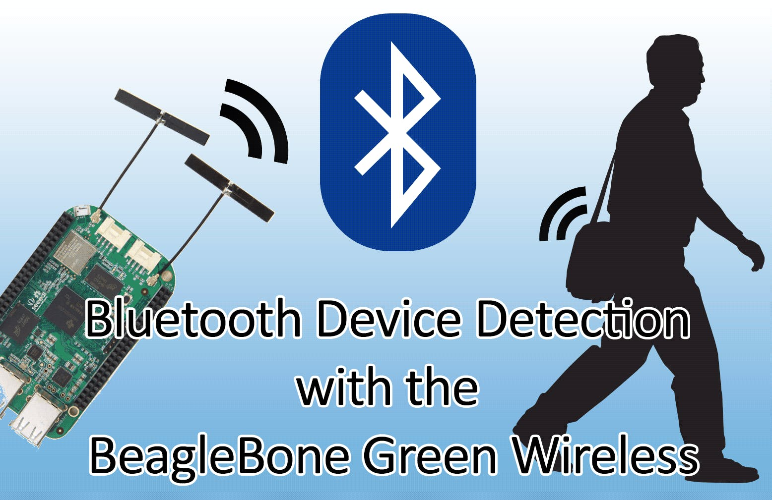 Simple Bluetooth Device Detection