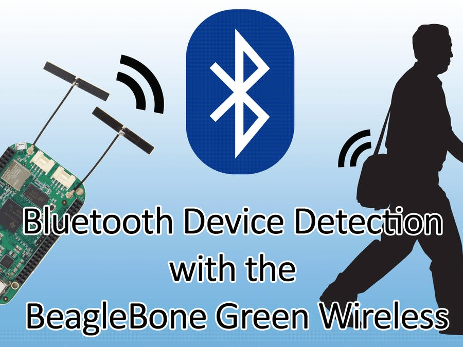 Simple Bluetooth Device Detection - BeagleBoard Projects