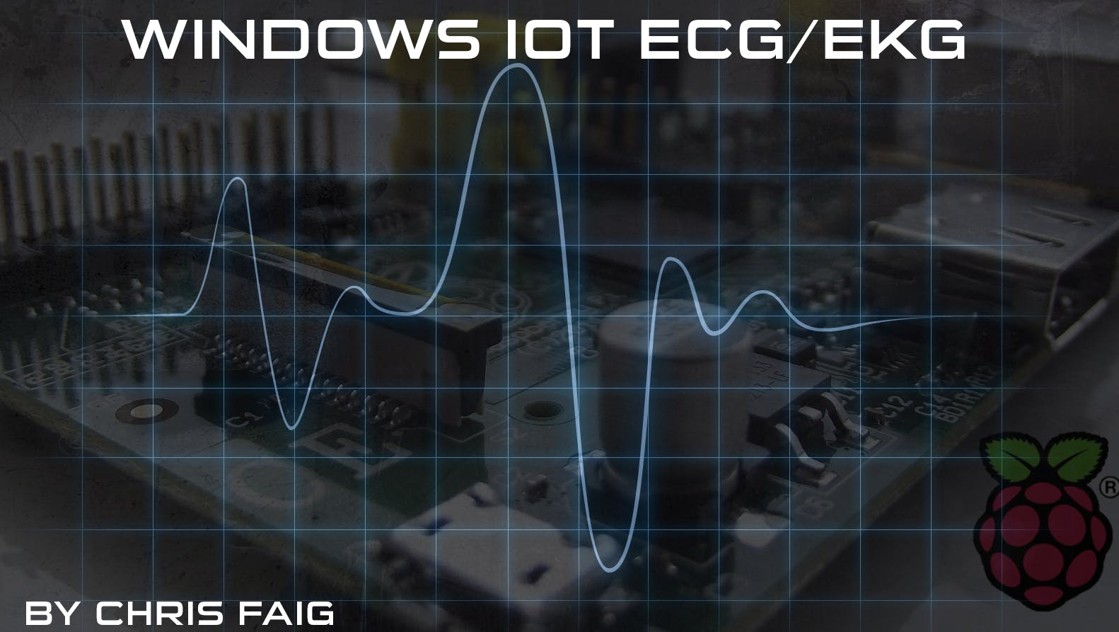 Building a Electrocardiogram with Windows IOT and Azure