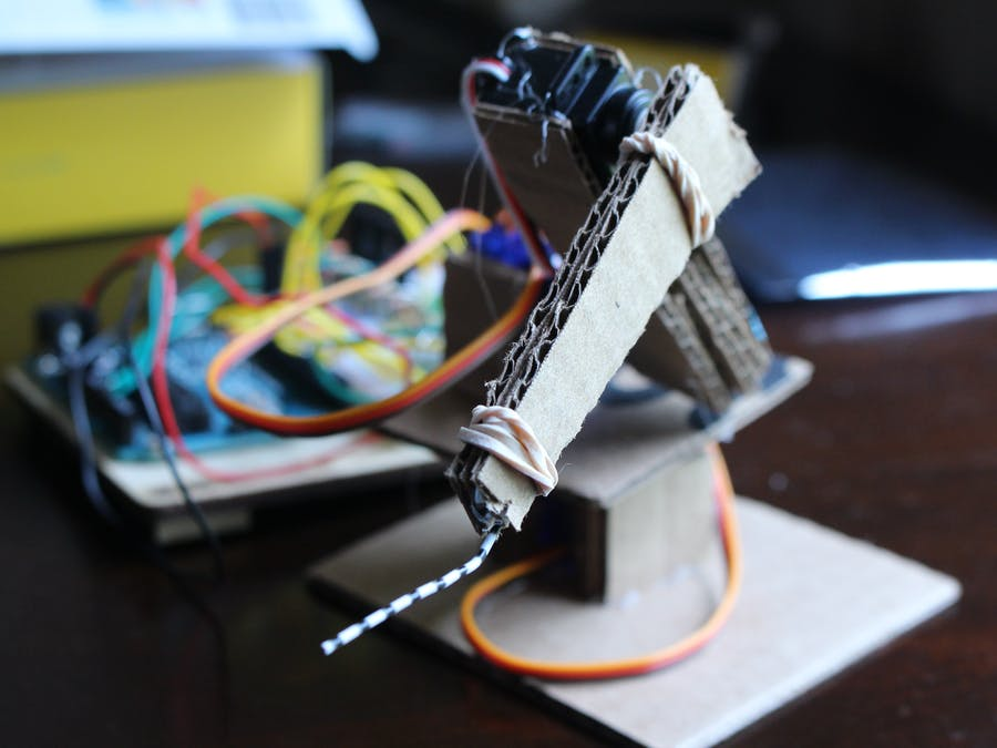 Simple Programmable Robotic Arm - Arduino Project Hub