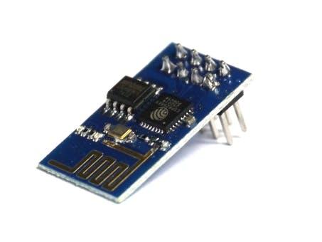Programming ESP8266 ESP-01 with Arduino