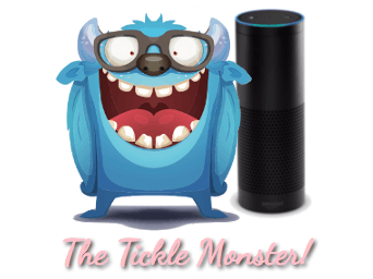 The Tickle Monster! - An Alexa Game