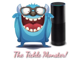 The Tickle Monster! - An Alexa Game