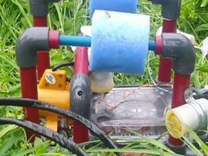 "Hydrobot ""Argolith"" and Arduino Data Logging"