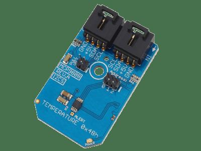 Temperature Logger Using MCP9808 and Arduino Nano