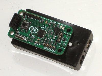 Magic Mote Wireless Sensor Node