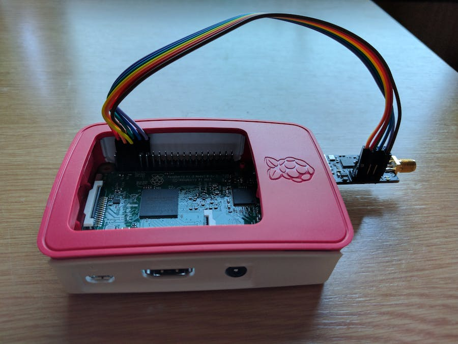 Fixing Crazyradio USB Bootloader with a Raspberry Pi