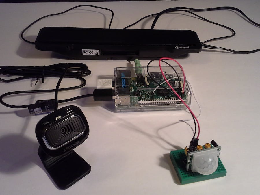 Facial Recognition Security System - Hackster io