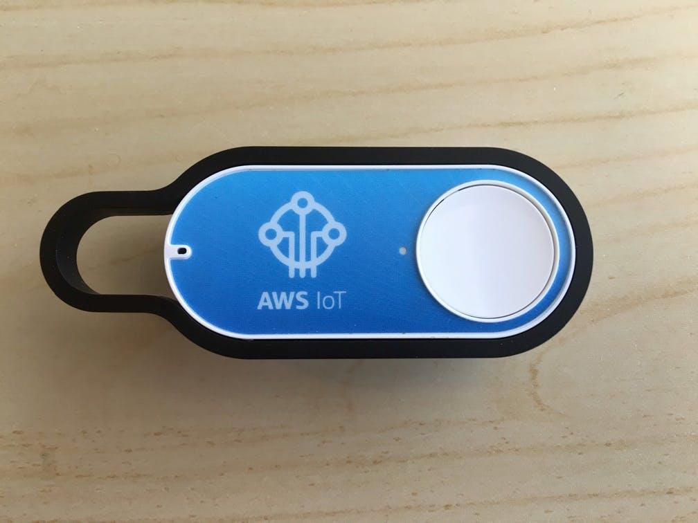 Dash IoT Button Tutorial