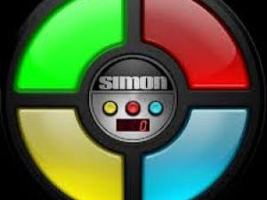 A Simple Simon Says Game