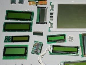 Arduino and LCDs