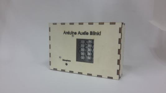 Audio Blink
